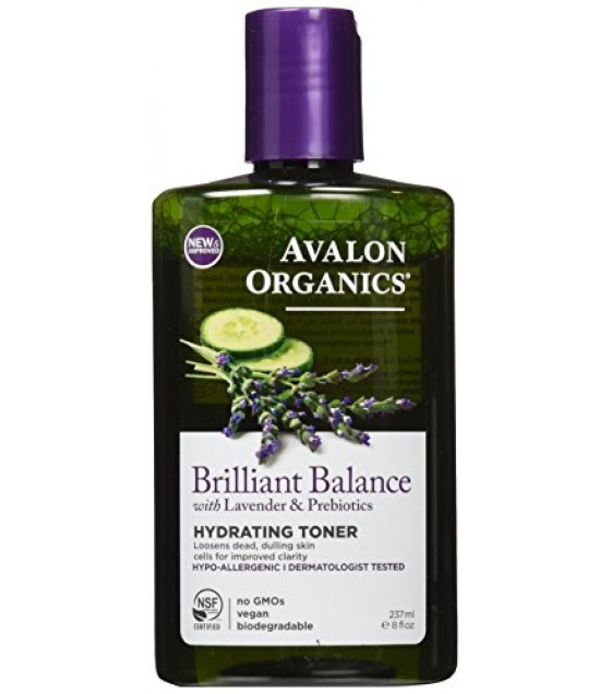 [avalon] Brilliant Balance; Hydrating Toner