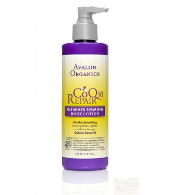 [Avalon Organics] Wrinkle Therapy with CoQ10 & Rosehip Firming Body Lotion