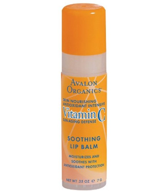 [Avalon Organics] Intense Defense with Vitamin C Lip Balm