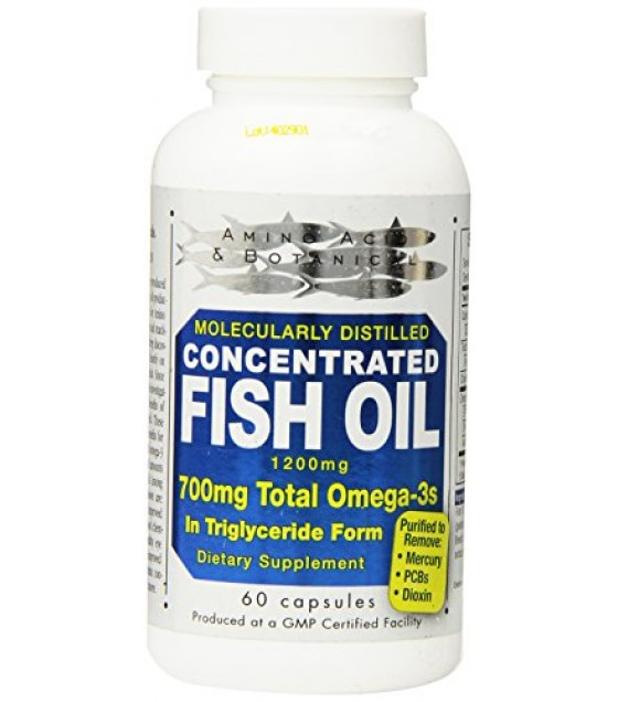 [amino Acid & Botanical] Omega-3,concentrated