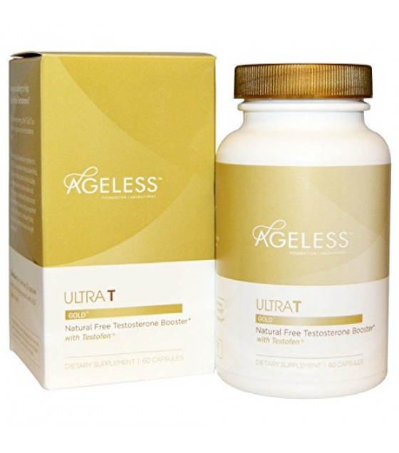 [ageless Foundation] Ultra T Gold