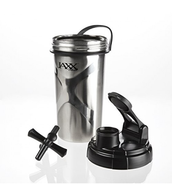 [fit & Fresh] Jaxx Shaker,stnls Steel
