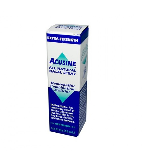 [Acusine] NASAL SPRAY,HOMEOPATHIC