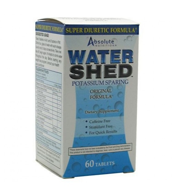 [absolute Nutrition] Watershed,diuretic