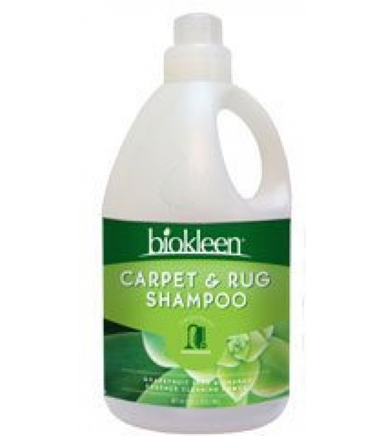 [Bi-O-Kleen] Household Cleaners Carpet And Rug Shampoo Cleaner