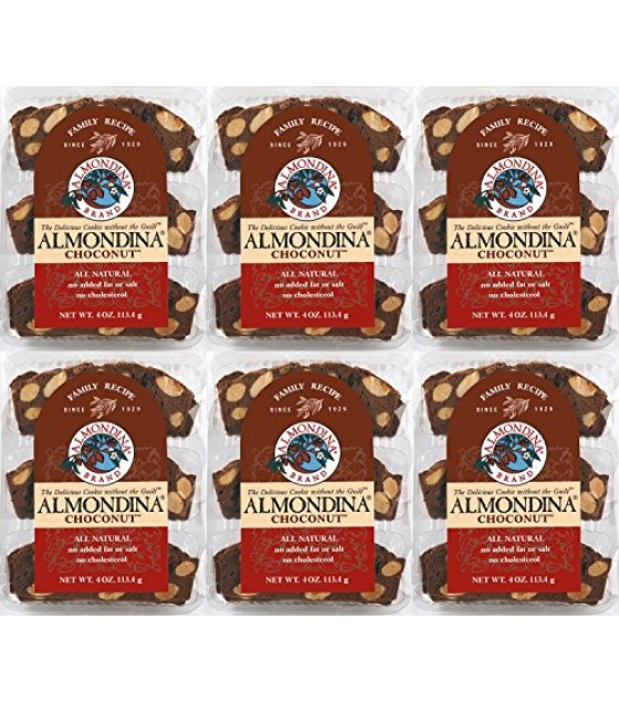 [Almondina] Cookies Choconut