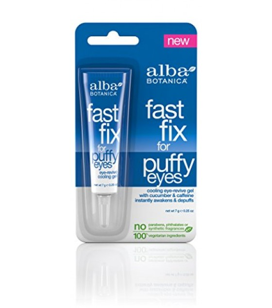[Alba Botanica] Facial Care Products Fast Fix For Puffy Eyes