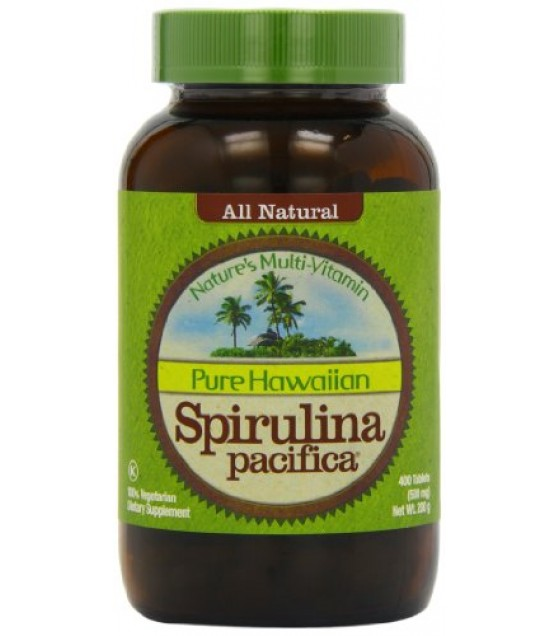 [Nutrex Hawaii Inc.]  Spirulina Pacifica