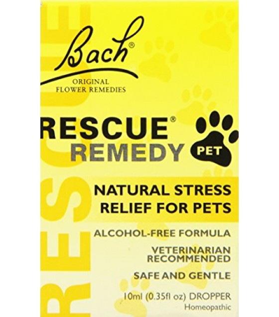 [Bach Flower Essences] Rescue Remedy Rescue Remedy, Pet, Alcohol Free