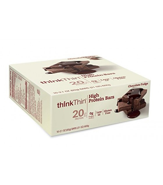 [Think] Think Thin Bars Chocolate Fudge