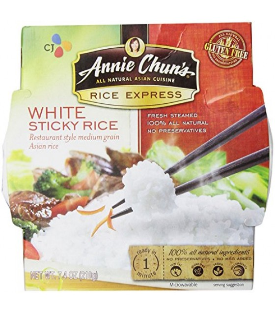 [Annie Chun`S] Rice Express Sticky White