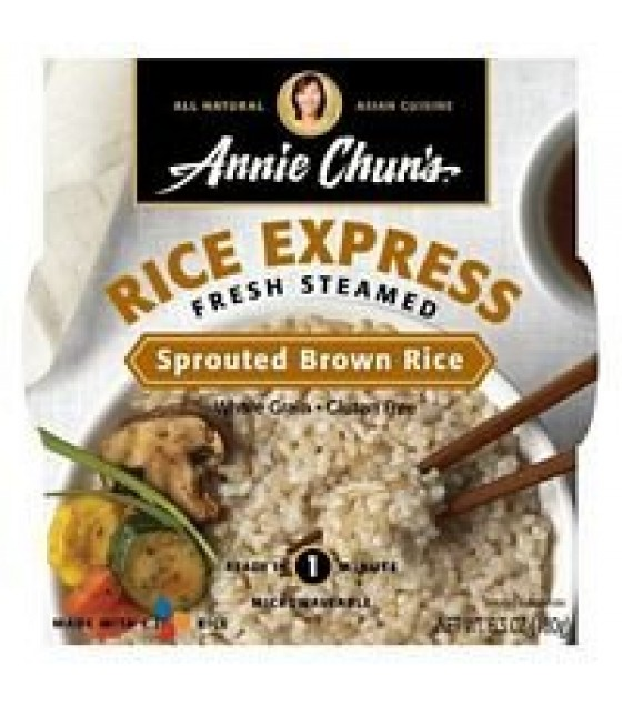 [Annie Chun`S] Rice Express Sprouted Brown