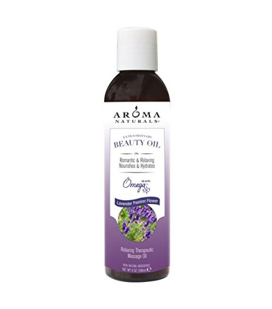 [Aroma Naturals]  Beauty Oil, Relaxing Lavender
