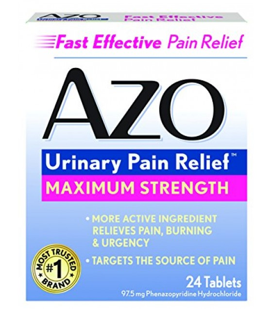 [azo] Urinary Pain Relief