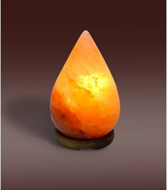 evolution salt co raindrop crystal salt lamp - Evolution Salt Lamp