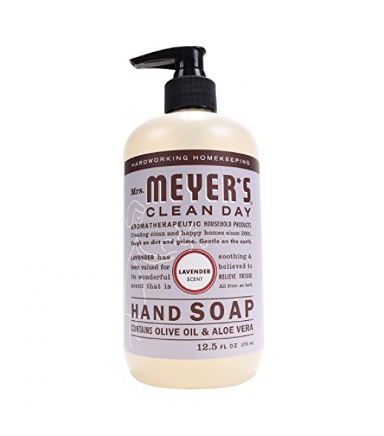 [Mrs Meyers Clean Day] Hand Soaps Liquid, Lavender