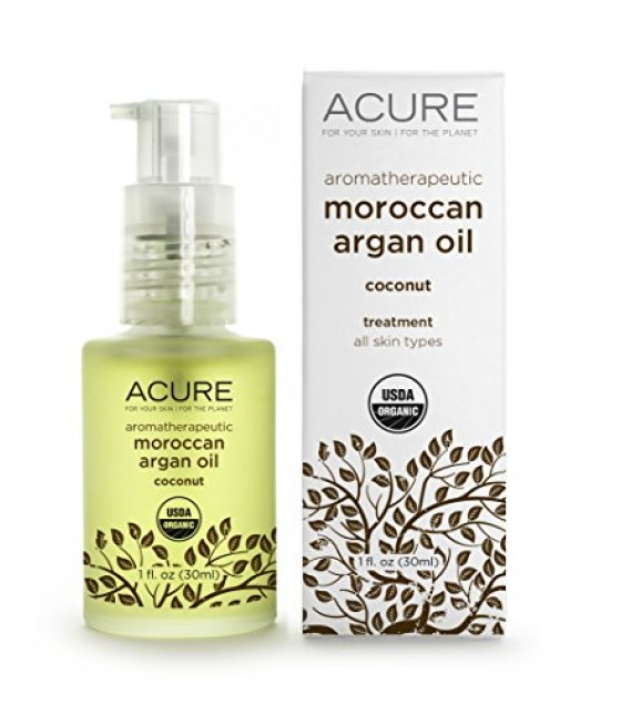 [acure] Oil,argan,arom,coconut