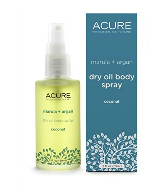 [acure] Dry Oil,bdy Spry,coconut