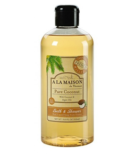 [a La Maison] Shower Gel,coconut