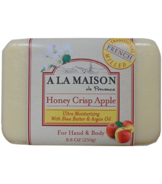 [A La Maison] BAR SOAP,HNY CRISP APPLE