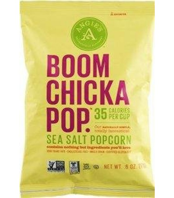 [Angie`S]  Popcorn, Sea Salt