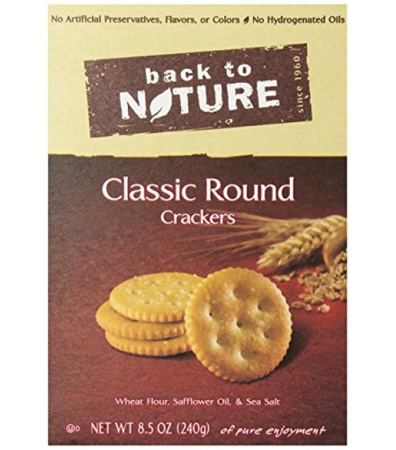 [Back To Nature] Crackers Classic Rounds