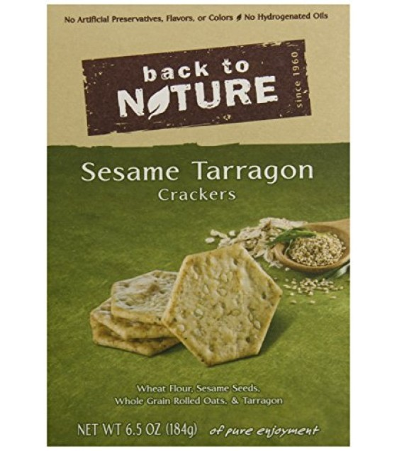 [Back To Nature] Crackers Sesame & Terragon