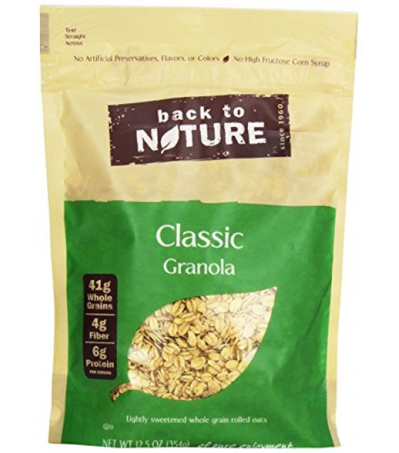 [Back To Nature] Granola Classic