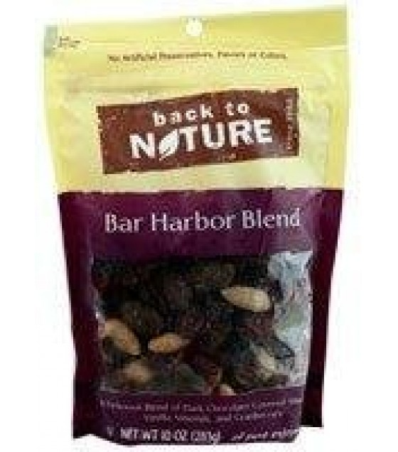 [Back To Nature] Snack Blends Nuts, Bar Harbor Blend
