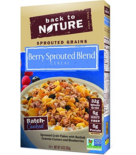 [Back To Nature] Cereal Berry Sprouted Blend
