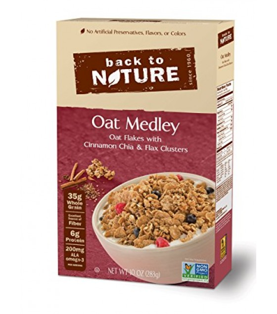 [Back To Nature] Cereal Oat Medley