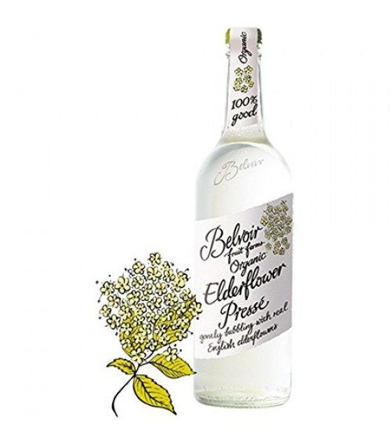 [Belvoir Fruit Farms]  Elderflower Lemonade  At least 95% Organic
