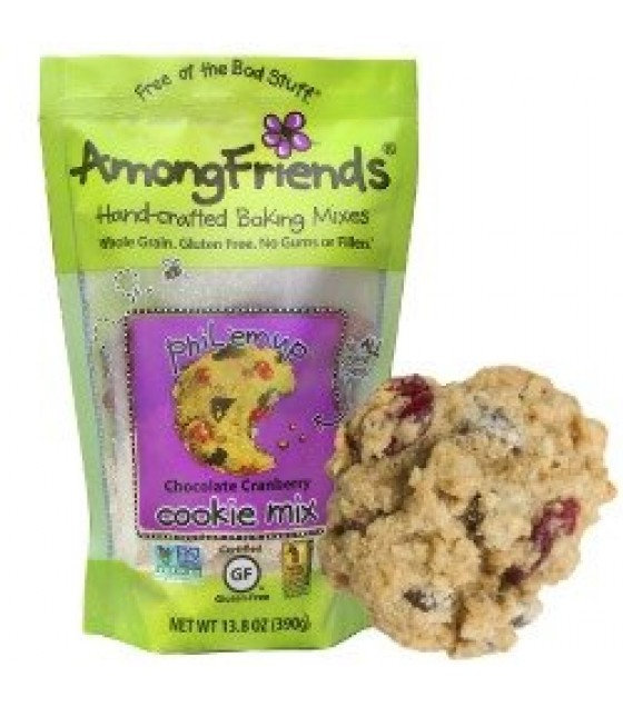 [Among Friends] Cookie Mix Phil`Em Up, Chocolate Cranberry