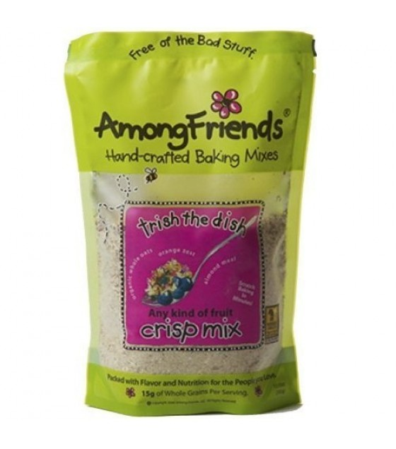 [Among Friends] Cookie Mix Trish the Dish, Fruit Crisp Mix