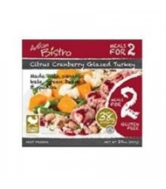 [Artisan Bistro] Meals For 2 Citrus Cranberry Glazed Turkey  At least 70% Organic