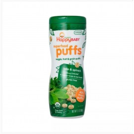 [Happy Puffs]  Kale & Spinach At least 95% Organic