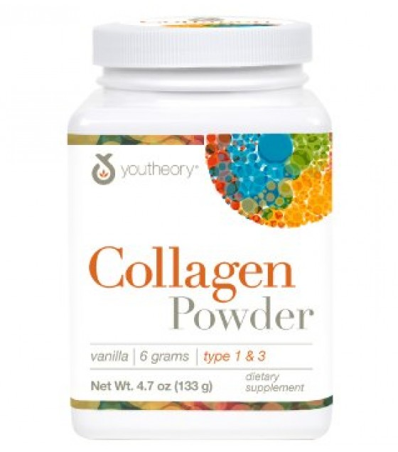 [youtheory] Collagen Powder,vanilla