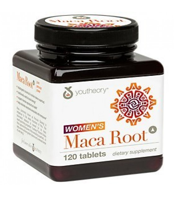 [youtheory] Womens Maca Root Advanced