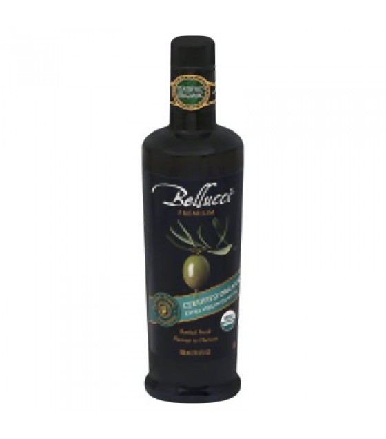 [Bellucci Premium] Extra Virgin Olive Oil Extra Virgin olive oil  At least 95% Organic