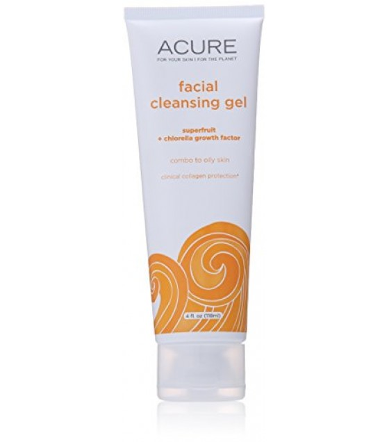 [acure] Cleansing Gel,facial