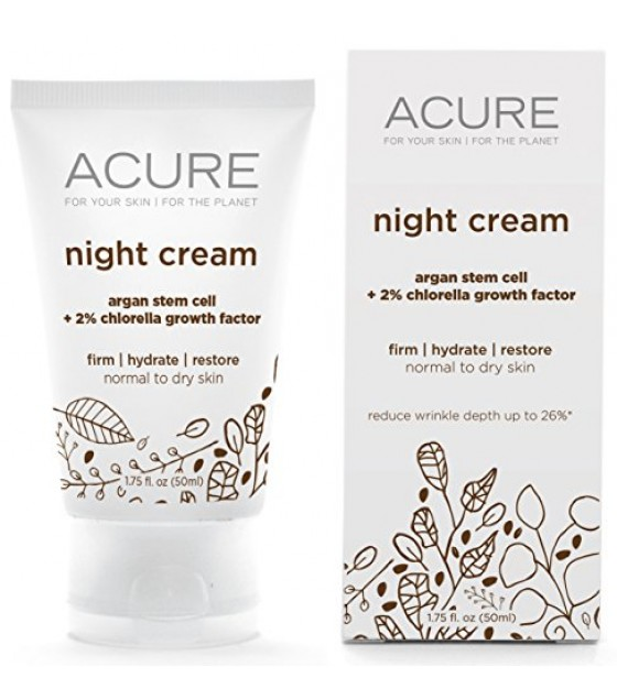 [acure] Cream,night