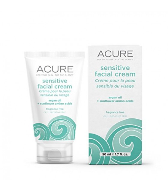 [acure] Cream,facial,sensitive
