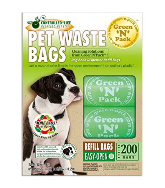 [eco-friendly Bags] Dog Poo Bags