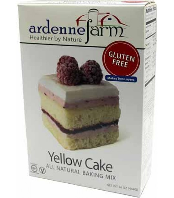 [Ardenne Farm] Baking Mix, GF Yellow Cake