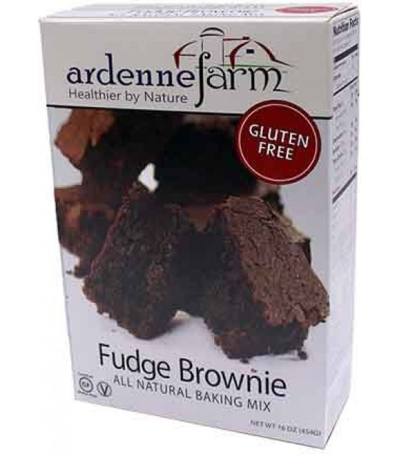 [Ardenne Farm] Baking Mix, GF Fudge Brownie