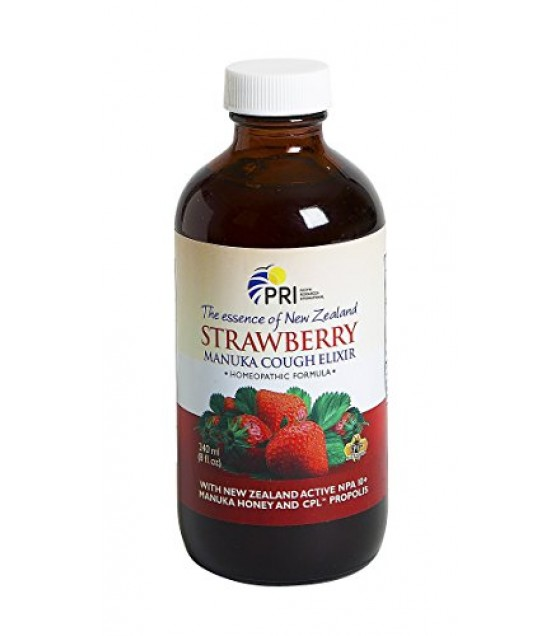 [pacific Resources Int.] Pri,straw,cough Elixir
