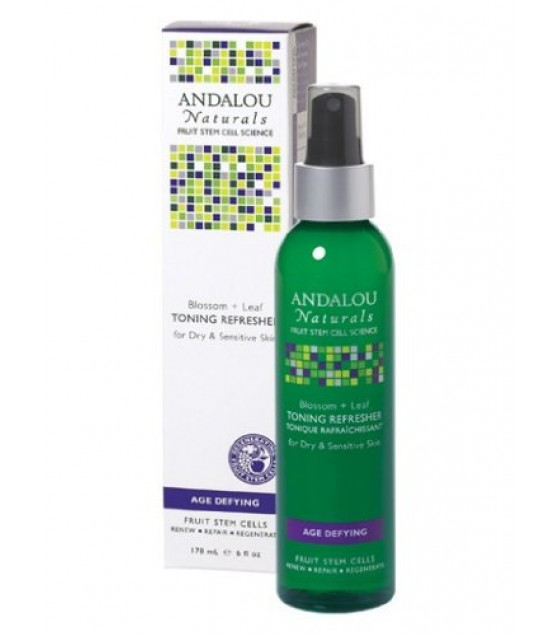 [Andalou Naturals] Facial Care Toning Refresher, Blossom + Leaf