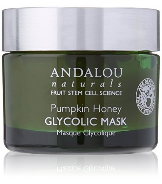 [Andalou Naturals] Facial Care Mask, Pumpkin Glycolic Brightening