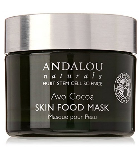 [Andalou Naturals] Facial Care Mask, Avo Cocoa Skin Food