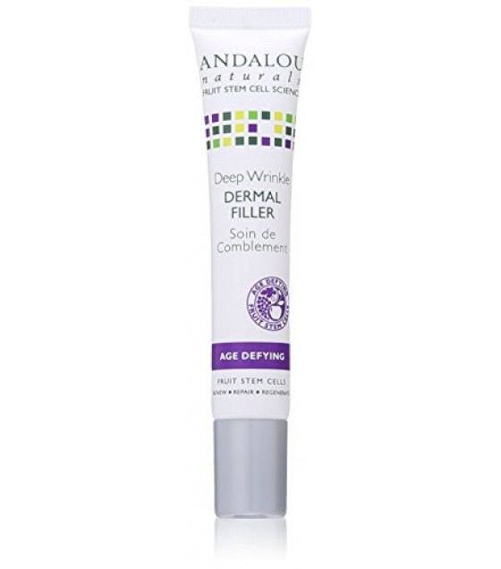[Andalou Naturals] Treatments Deep Wrinkle Dermal Filler